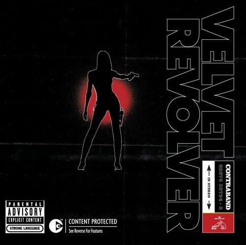 VELVET REVOLVER - CONTRABAND Album